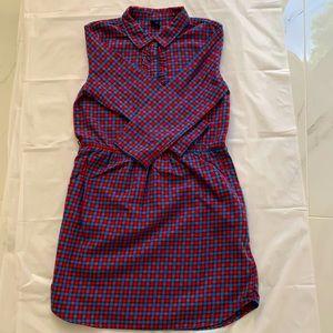 Gap Girls Checkered Dress (With Belt)